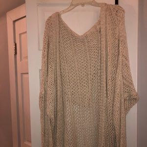 Urban Outfitters Wide Knit Sweater